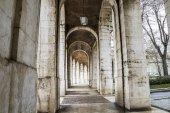 arches of the Church San Antonio