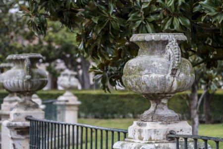 gardens of Aranjuez city