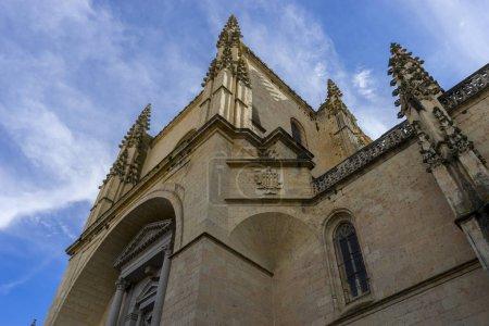 architecture of City of Segovia