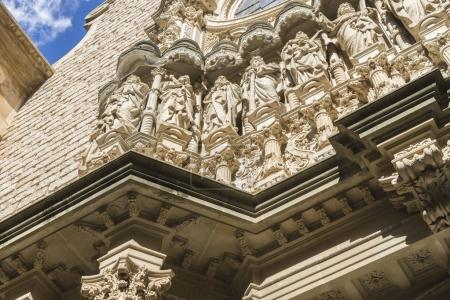 Montserrat monastery, cathedral