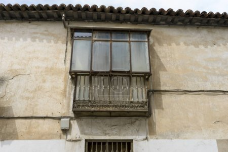 Traditional architecture in Spain