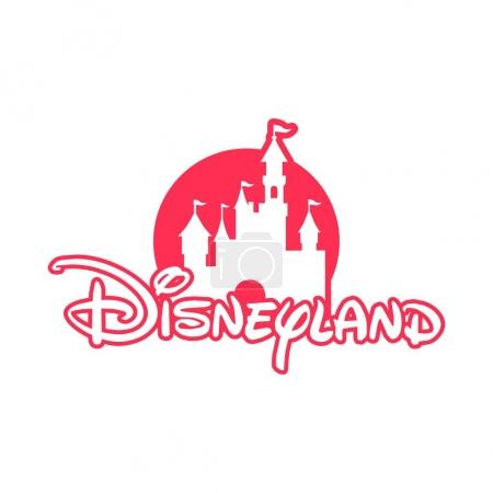 Disneyland Ribbon banner