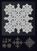 Vikings knotty ornament