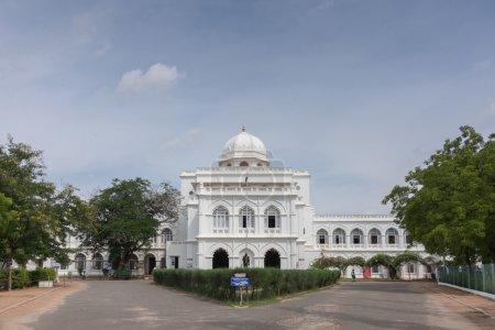 Gandhi museum in historic Nayak