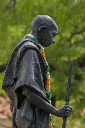 Statue of Gandhi in Madurai