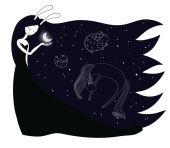 Moon maiden constellations
