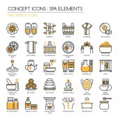 Spa elements Icons