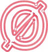 Number 0 vector illustration