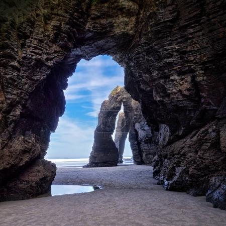 Playa de las Catedrales, Galicia