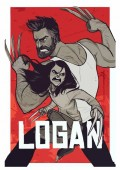 Logan  X-Men Wolverine Marvel Comics