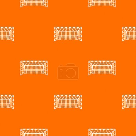Goal post pattern seamless