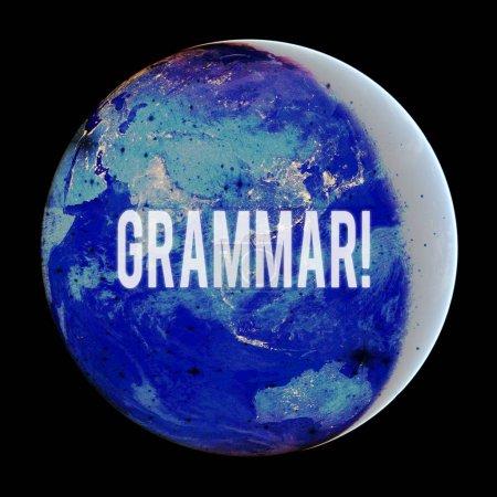 Photo pour Ecriture conceptuelle montrant la grammaire. Concept signifiant toute la structure du système langage syntaxe et morphologie Éléments de cette image fournis par la NASA - image libre de droit