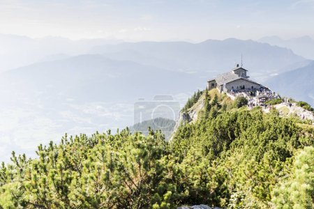 Kehlstein and Eagles nest in