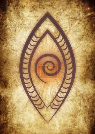Symbol of the Yoni