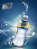 Sport drink ads