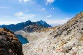 Slovakian Vysne Wahlenbergovo pleso Tatra