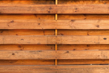 Wooden background, wooden planks. Place to insert text