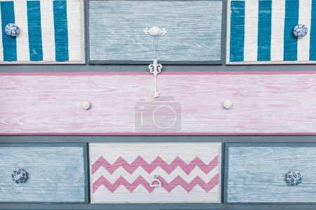 Beautiful decorative drawers, at home or at work