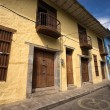 Постер, плакат: Colonial arhitecture in Honda Colombia