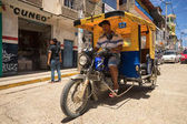 mototaxi in Tumbes, Peru