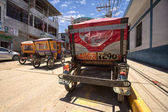 taxis in Tumbes, Peru