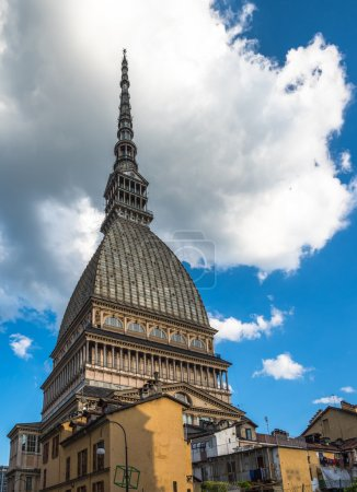 Mole Antonelliana tower, Turin, Italy