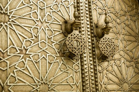Ancient doors, Morocco