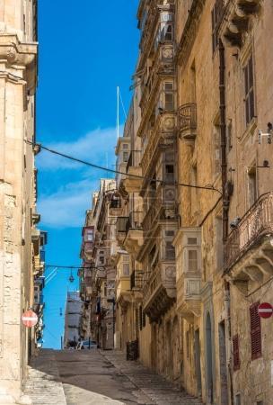 Architecture of Valletta city