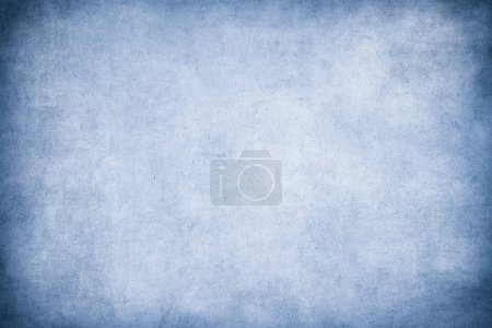 Photo for Vintage blue texture. High resolution grunge background. - Royalty Free Image