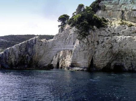 Greek coastline - Zakynthos / Zante island, Greece