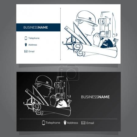 Business Card Surveyor