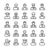 Professions Line Icons 1