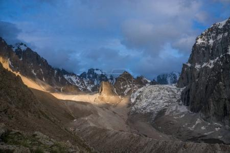 beautiful rocky mountains