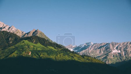 Photo for Beautiful mountain landscape in Indian Himalayas - Royalty Free Image