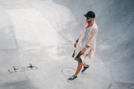 falling skate