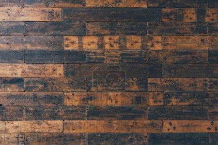 Photo for Dark old wooden background - Royalty Free Image