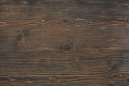 Photo for Close-up shot of dark wooden background - Royalty Free Image
