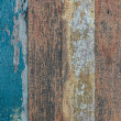 Old painted wooden  background...