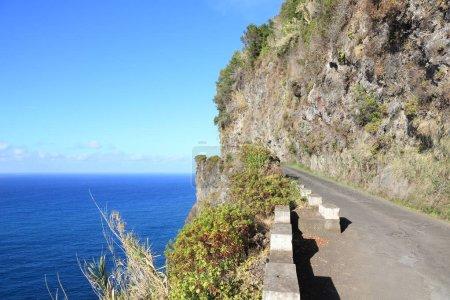 Nort coast of Madeira Island, Portugal