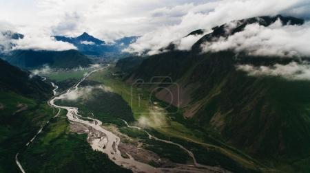 mountain river, Georgia