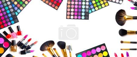 Make-up set palette
