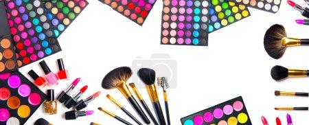 Makeup set palette
