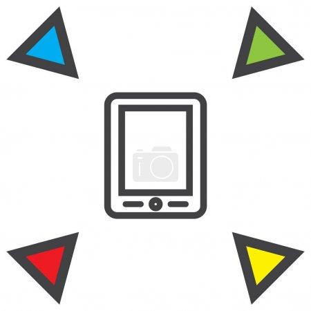 Digital Tablet icon