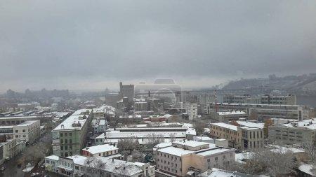 Modern city, industry. Russia, Nizhny Novgorod