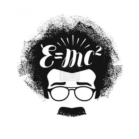 Портрет Альберта Эйнштейна образование
