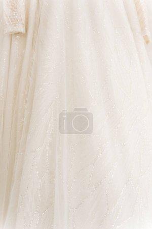Photo pour Belle dentelle jacquard fleurs - photo macro - image libre de droit