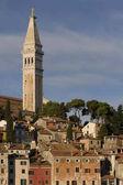 Church Sv. Eufemia in Rovinj, Istria, Croatia, Europe