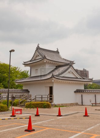 East Corner Tower of Okazaki Castle, Aichi Prefecture, Japan