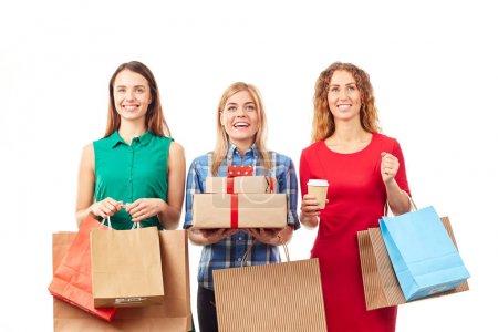 Successful shopaholics