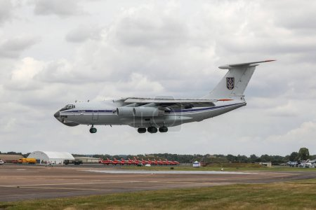 Il-76 of Ukrain Air Force